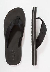 Zalando Essentials - T-bar sandals - black - 1