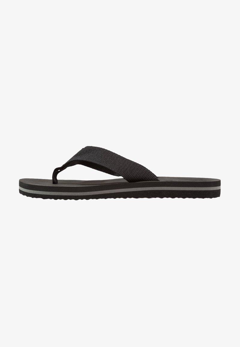 Zalando Essentials - T-bar sandals - black