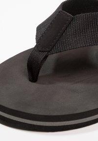 Zalando Essentials - T-bar sandals - black - 5