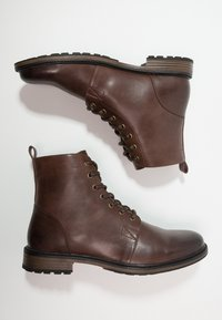Zalando Essentials - Veterboots - light brown - 1