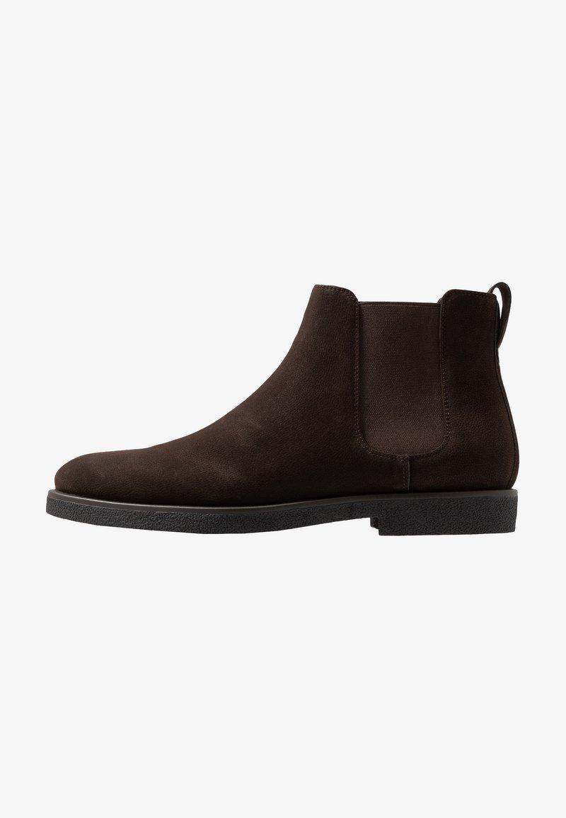 Zalando Essentials - Classic ankle boots - dark brown