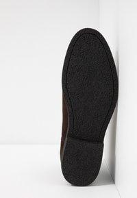Zalando Essentials - Classic ankle boots - dark brown - 4