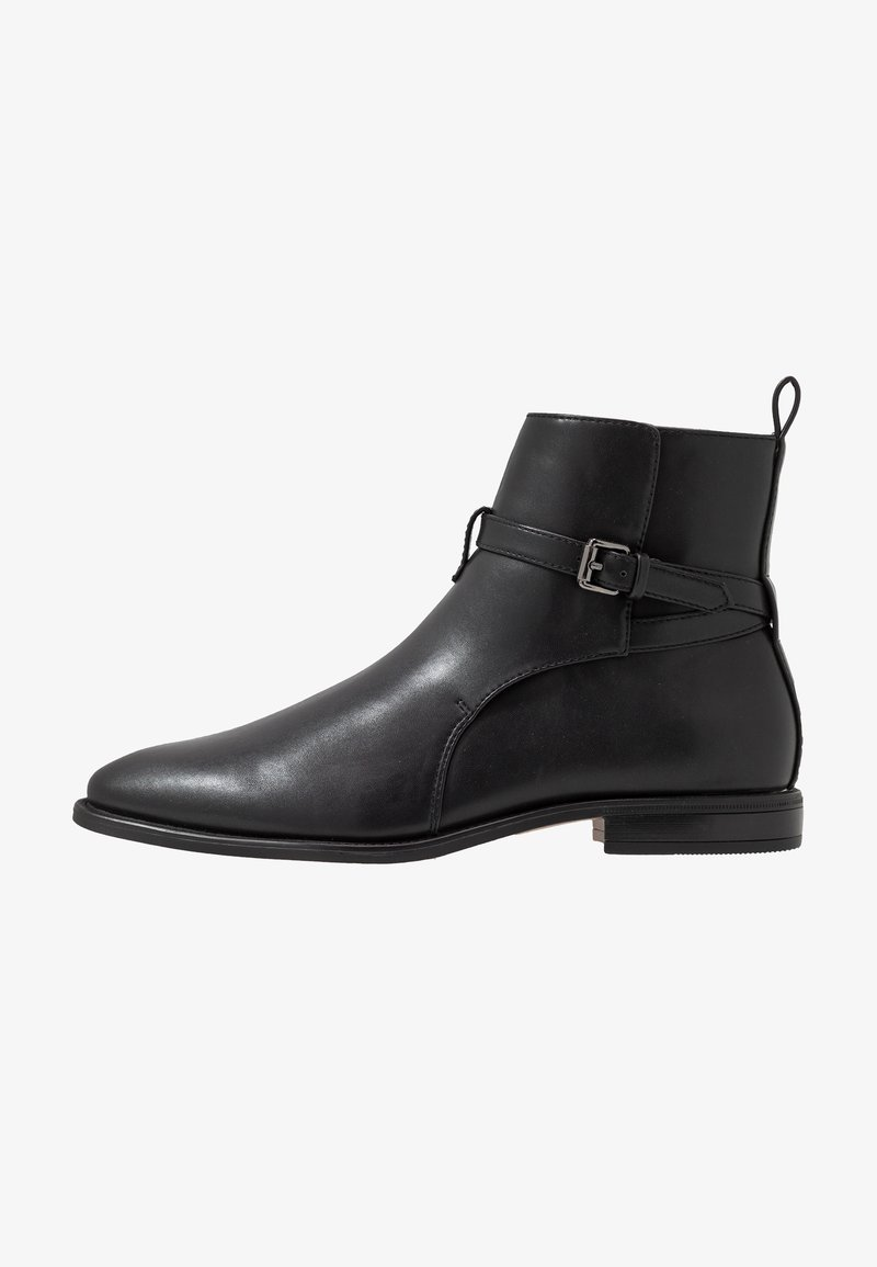 Zalando Essentials - Korte laarzen - black