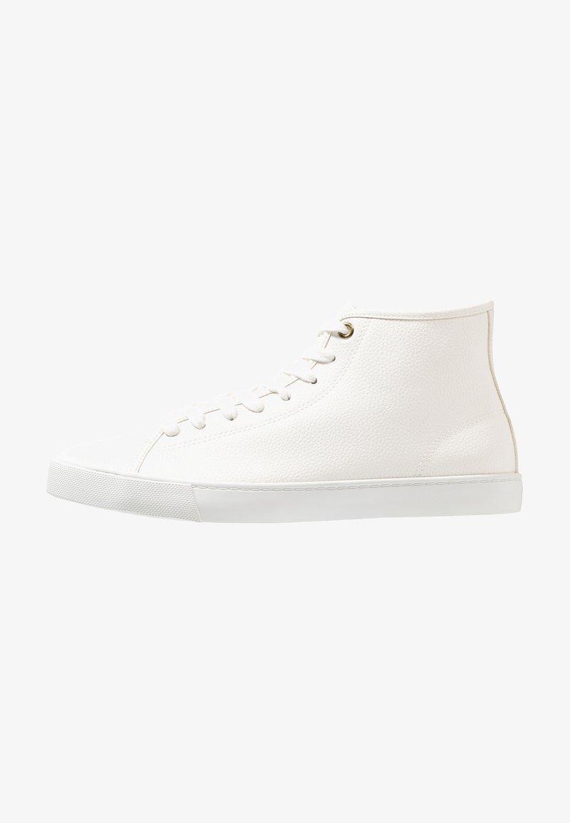 Zalando Essentials - Sneakersy wysokie - white
