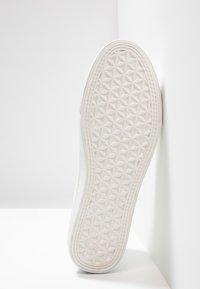 Zalando Essentials - Sneakersy wysokie - white - 4