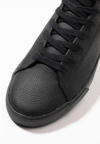 Zalando Essentials - Sneakers hoog - black - 5