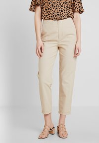 Zalando Essentials - Pantalones - safari - 0