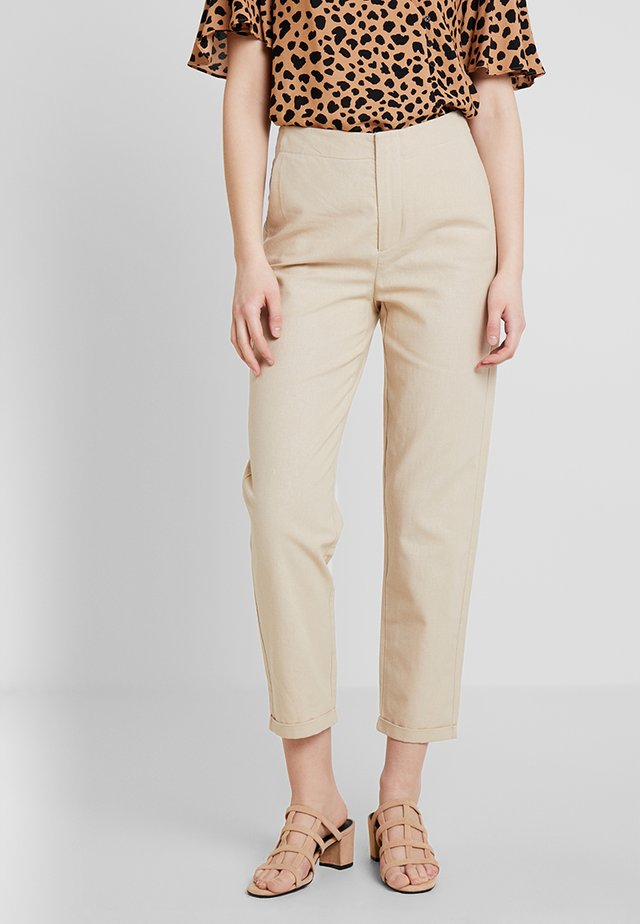 Pantalon classique - safari