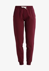 Zalando Essentials - Tracksuit bottoms - port royale