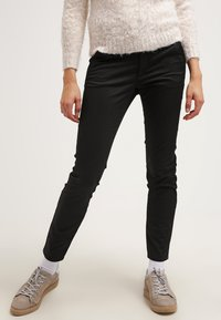Zalando Essentials - Chinos - black - 0