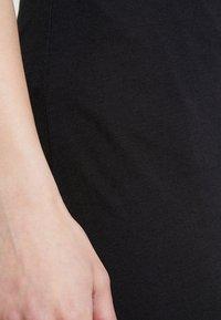 Zalando Essentials - Maxi sukně - black - 4