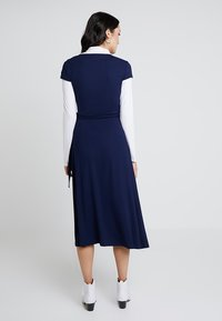 Zalando Essentials - Jersey dress - maritime blue - 2