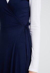 Zalando Essentials - Jersey dress - maritime blue - 5