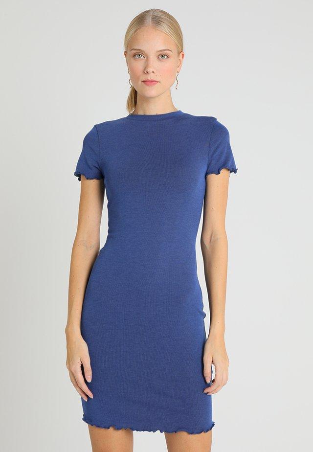 Jerseyjurk - blue indigo