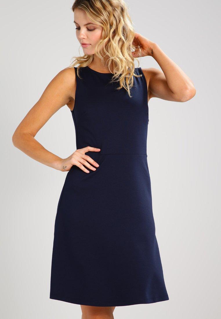 Zalando Essentials - Jerseykleid - dark blue
