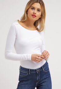 Zalando Essentials - Longsleeve - white - 0