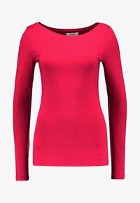 Zalando Essentials - Maglietta a manica lunga - pink - 3