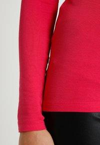 Zalando Essentials - Maglietta a manica lunga - pink - 4