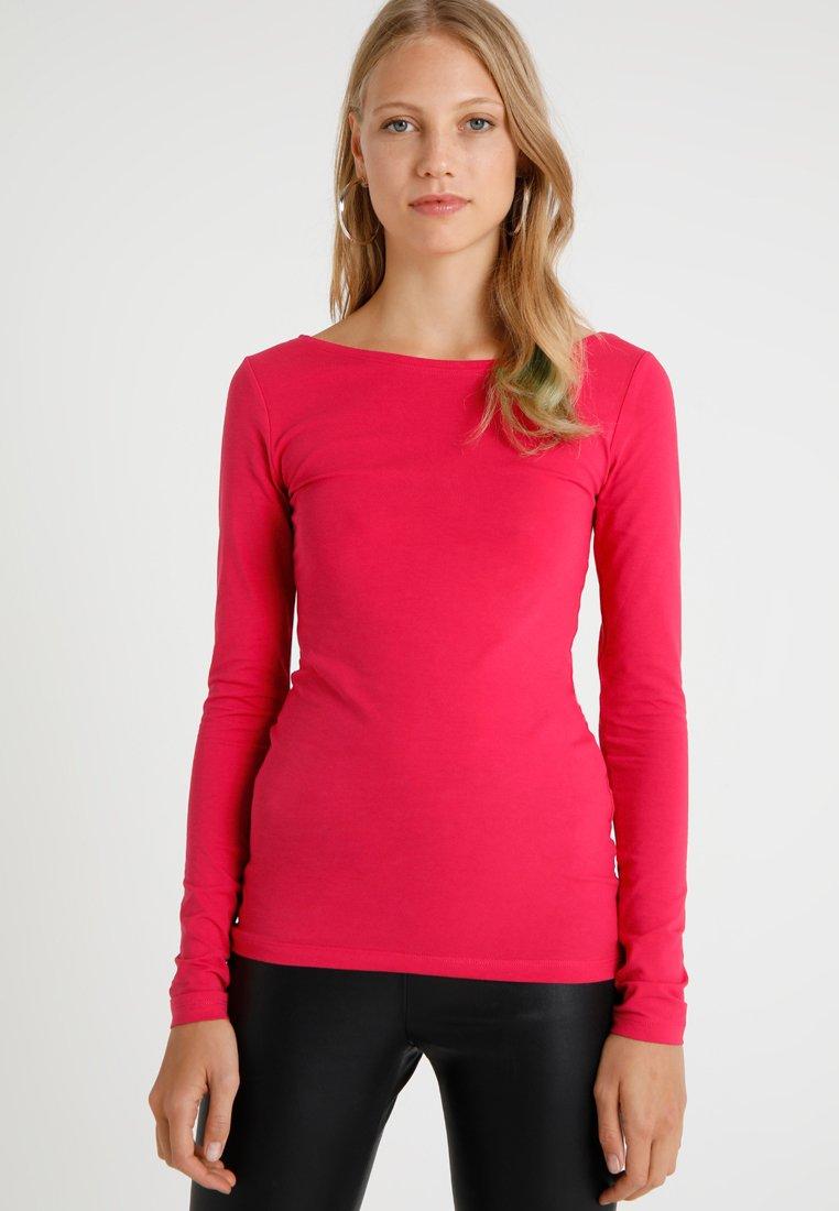 Zalando Essentials - Maglietta a manica lunga - pink
