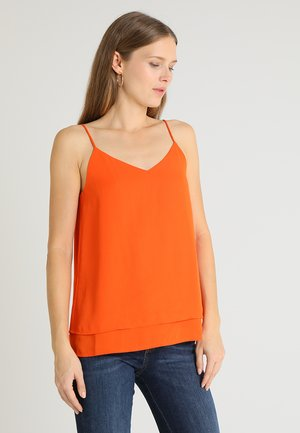 Débardeur - orange