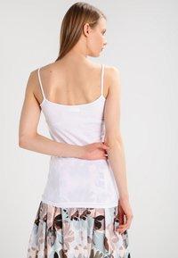 Zalando Essentials - 2 PACK - Top - white/white - 2