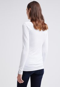 Zalando Essentials - 2 PACK - Longsleeve - white/white - 3