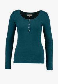 Zalando Essentials - Long sleeved top - evergreen - 4