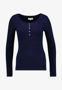 Zalando Essentials - Maglietta a manica lunga - maritime blue - 4