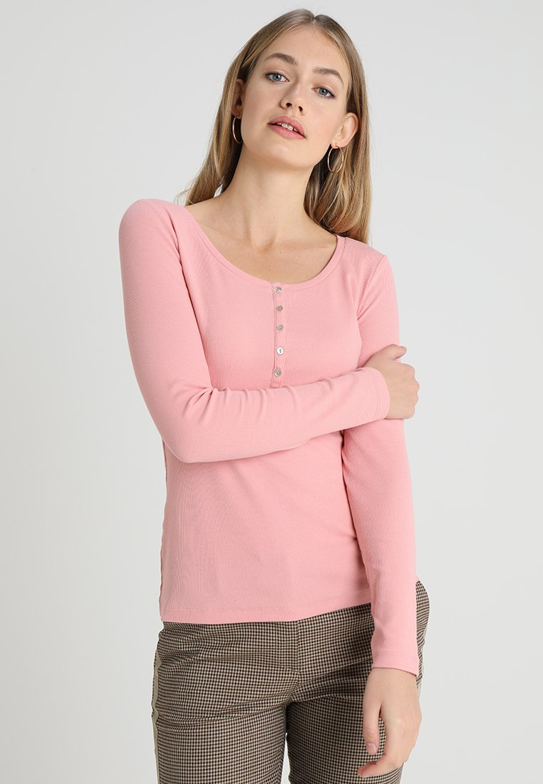 Zalando Essentials - Langarmshirt - rose