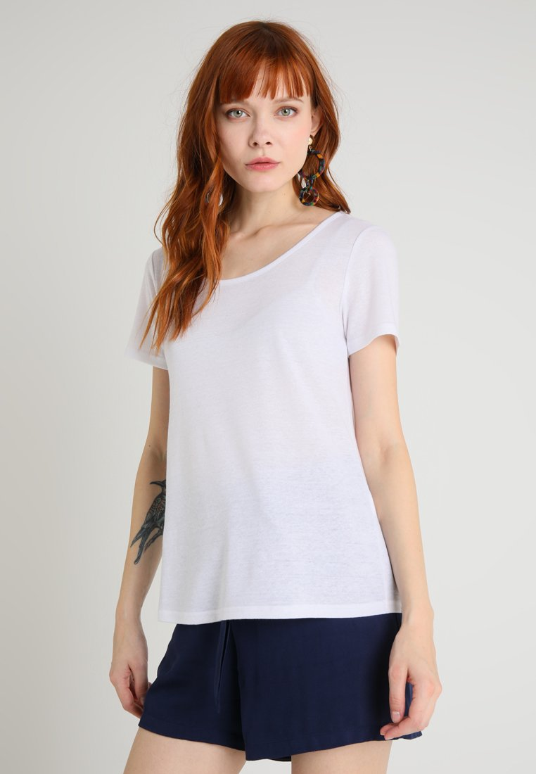 Zalando Essentials - T-Shirt basic - white