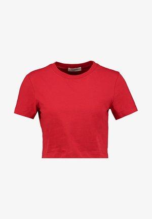 T-shirts basic - barbados cherry
