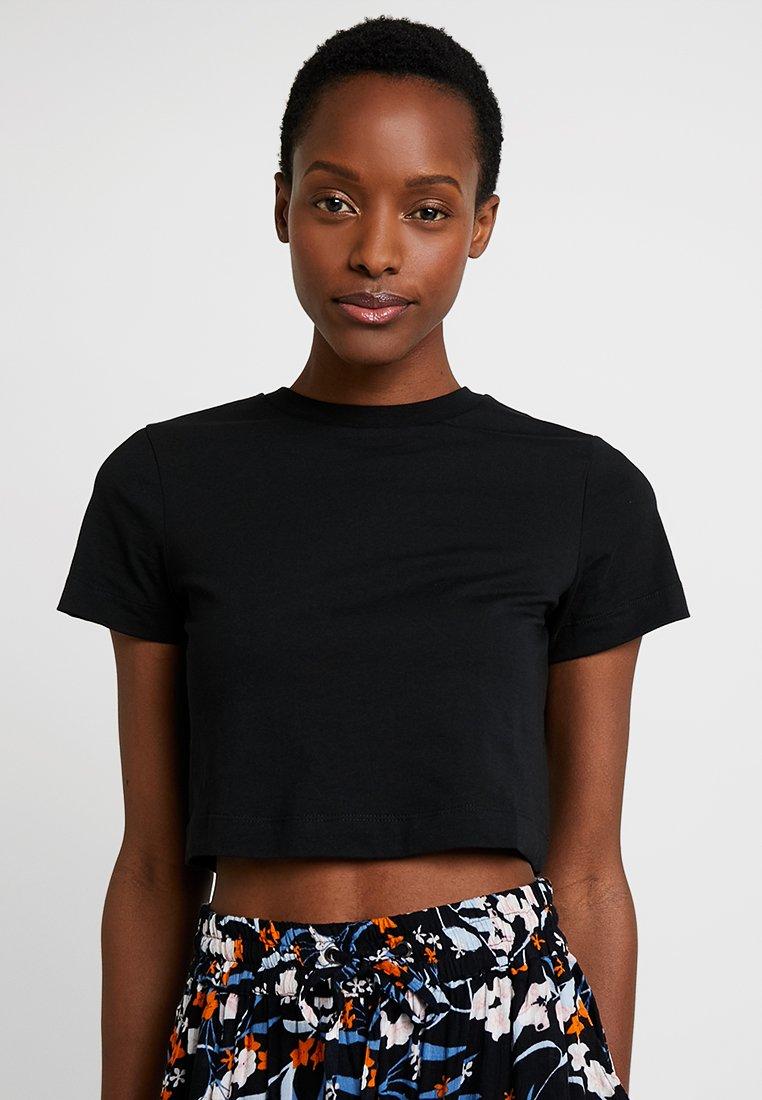 Zalando Essentials - T-Shirt basic - black
