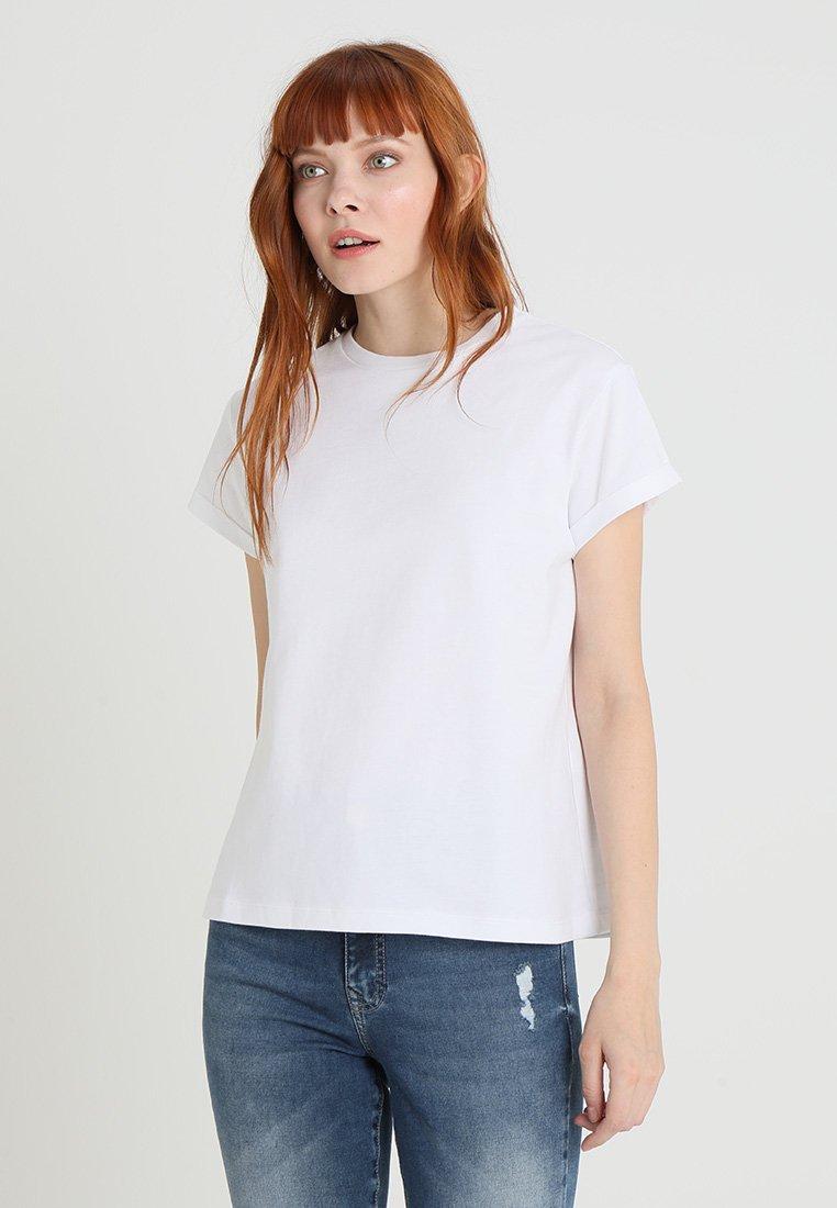 Zalando Essentials - T-shirt basic - white