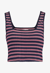 Zalando Essentials - Top - blue/red/white - 4