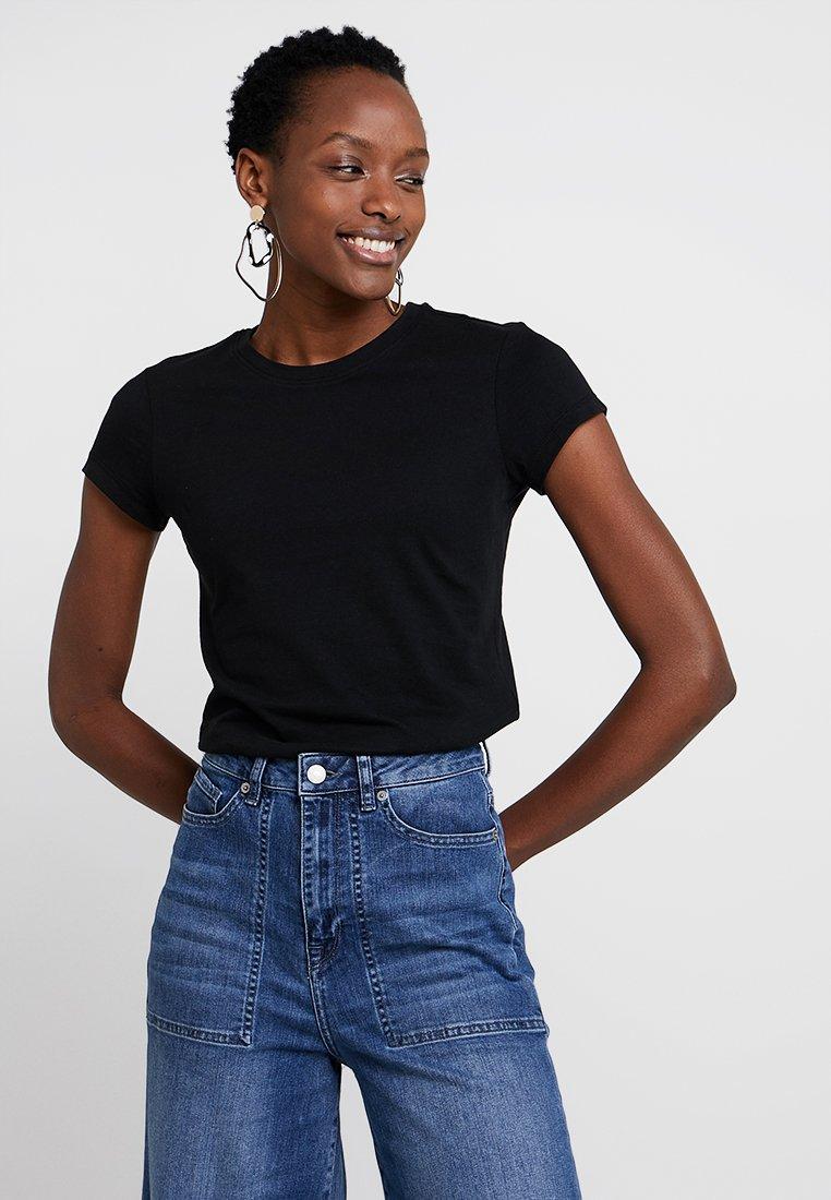 Zalando Essentials - T-shirt - bas - black