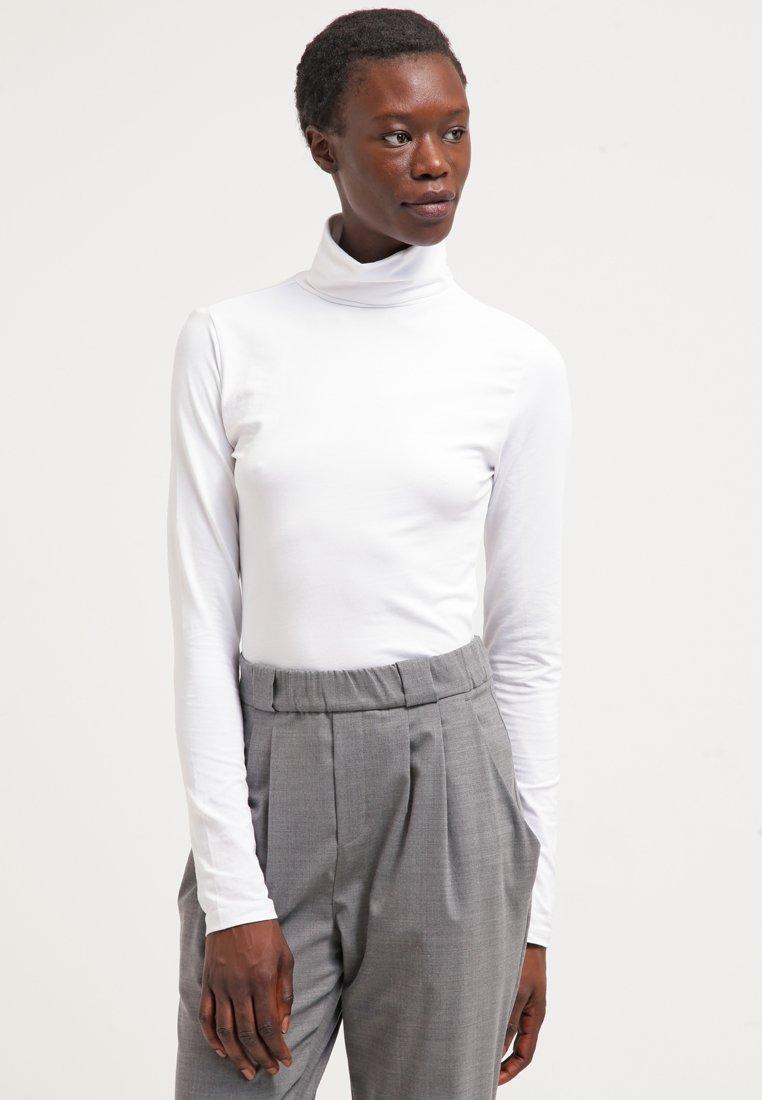 Zalando Essentials - Longsleeve - white