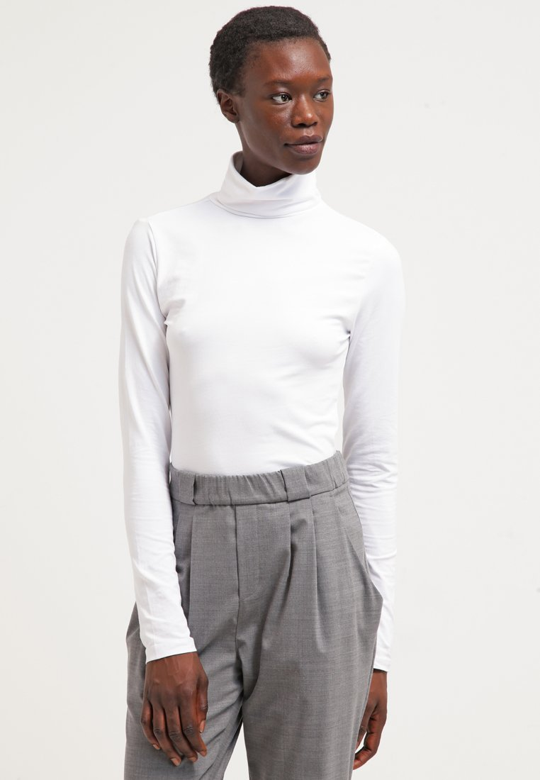 Zalando Essentials - Topper langermet - white