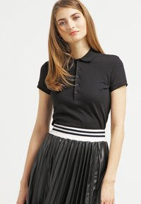 Zalando Essentials - Polo - black - 0