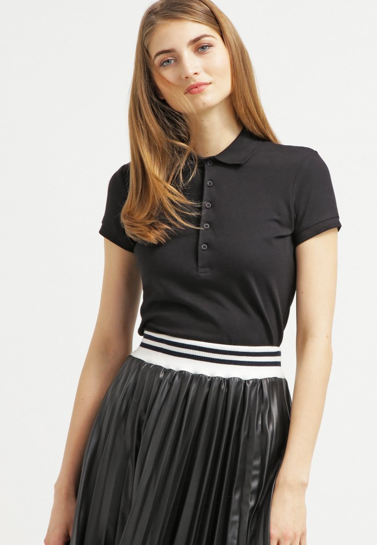 Zalando Essentials - Polo - black