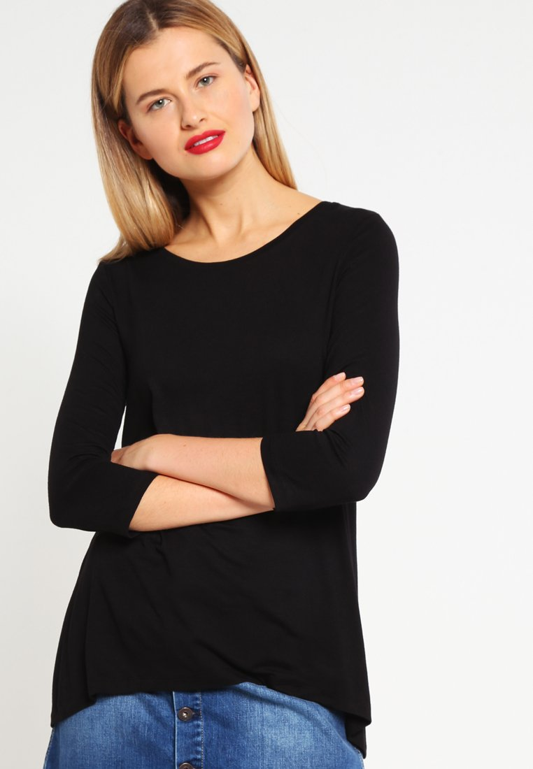 Zalando Essentials - Long sleeved top - black