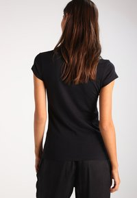 Zalando Essentials - T-shirt basique - black - 2