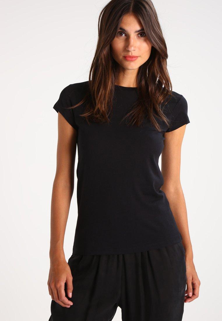 Zalando Essentials - T-shirt basique - black