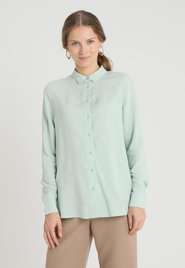 Zalando Essentials - Overhemdblouse - light green