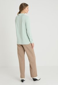 Zalando Essentials - Overhemdblouse - light green - 2