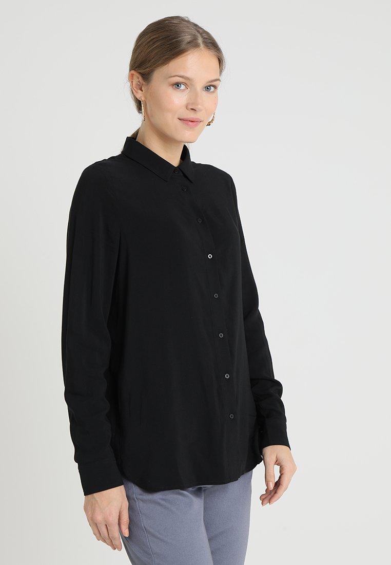 Zalando Essentials - Hemdbluse - black