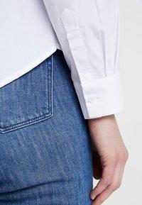 Zalando Essentials - Button-down blouse - white - 5