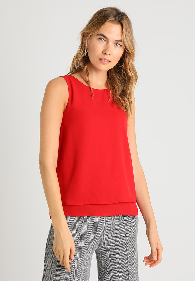 Zalando Essentials - Blouse - red