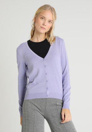 Kardigan - sweet lavendar