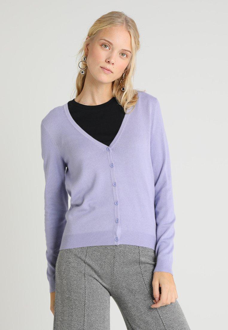 Zalando Essentials - Cardigan - sweet lavendar