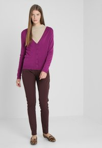Zalando Essentials - Cardigan - hollyhock - 1